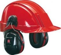 3M-PSA-Gehörschutz, Helmkapsel P3E Optime III, Ohr-Schutz, Steckbefestigung, schwarz