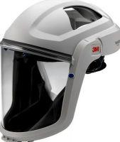 3M-PSA-Gesichtsschutz, VISIERKOPFTEIL mit Komfort Gesichtsabdeckung und Polycarbonat-Visier, Farbe: klar, 1 Stk.