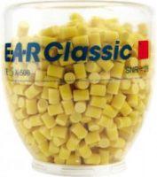 3M-PSA-Gehörschutz, E-A-R Classic Refill, Ohr-Stöpsel, Aufsatz für One-Touch-Spender Refill mit 500 Paar Inhalt