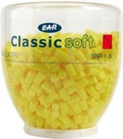 3M-PSA-Gehörschutz, E-A-R Classic Soft Refill, Ohr-Schutz, Aufsatz für One-Touch-Spender Refill, Pkg. á 500 Paar