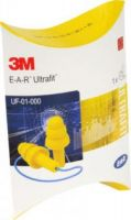 3M-PSA-Gehörschutz, E-A-R Ultrafit, Ohr-Stöpsel, Gehör-Schutz-Stöpsel, paarweise in Kissenpacks, Pkg. á 50 Paar