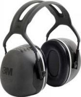 3M-PSA-Gehörschutz, Kopfbügel X5, Ohr-Schutz, höchster Dämmwert und breiter Kapselaufbau