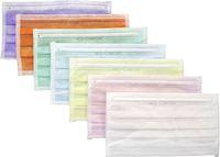 AMPRI-Einweg-Einmal-Mundschutz, MED COMFORT, Typ IIR, 3lagig, runde Elastikbänder, pink, VE = Pkg. á 50 Stk.