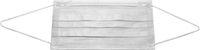 AMPRI-Einweg-Einmal-Mundschutz, ECO PLUS, Typ II, 3lagig, runde Elastikbänder, weiß, VE = Pkg. á 50 Stk.