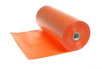 AMPRI-Hygiene, Einweg-Patienten-Umhang, Tissue/PE, 50 x 60 cm, VE = 6 Rollen á 80 Stück, gelb