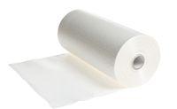 AMPRI-Hygiene, Einweg-Patienten-Umhang, Tissue/PE, 50 x 60 cm, VE = 6 Rollen á 80 Stück, grün