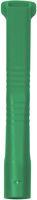 AMPRI-Hygiene, Einweg-Absaug-Kanülen, aus Kunststoff, 124 x 16 mm, VE = Pkg. á 10 Stück, grün