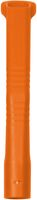 AMPRI-Hygiene, Einweg-Absaug-Kanülen, aus Kunststoff, 124 x 16 mm, VE = Pkg. á 10 Stück, orange