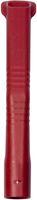 AMPRI-Hygiene, Einweg-Absaug-Kanülen,aus Kunststoff, 124 x 16 mm, VE = Pkg. á 10 Stück, rot