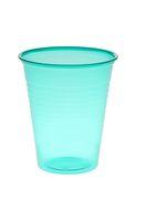 AMPRI-Hygiene, Mund-Spülbecher, ca. 180 ml, VE = 30 Beutel á 100 Stück, grün