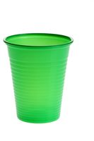 AMPRI-Hygiene, Mund-Spülbecher, ca. 180 ml, VE = 30 Beutel á 100 Stück, grün opak