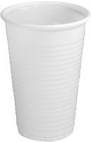 AMPRI-Hygiene, Mund-Spülbecher, ca. 200 ml, VE = 30 Beutel á 100 Stück, weiß
