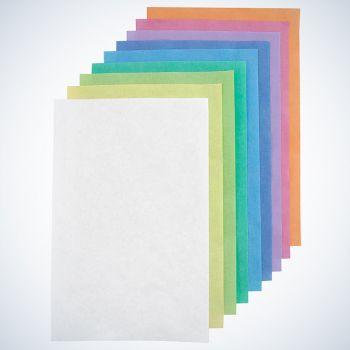 AMPRI-Hygiene, Tray-Filterpapier, 28 x 36 cm, VE = 5 Pack á 250 Stück, weinrot