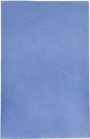 AMPRI-Hygiene, Tray-Filterpapier, 18 x 28 cm, VE = Pkg. á 250 Stück, blau