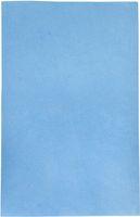 AMPRI-Hygiene, Tray-Filterpapier, 18 x 28 cm, VE = Pkg. á 250 Stück, hellblau