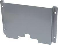 AMPRI-Aluminiumhalterung, für Einweg-PE Einmal-Handschuhe im Dispenser