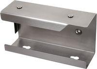 AMPRI-Einweg-Einmal-Handschuh-Dispenser-Halter Edelstahl, Stecksystem, VE = 15 Stück