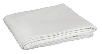 AMPRI-Kissenbezüge, 45 x 65 cm, (PP+PE), 55 g/m², VE = Pkg. á 10 Stück, weiß