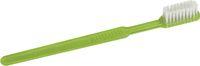 AMPRI-Hygiene, Einweg-Zahnbürsten mit Pasta, MED COMFORT, VE = Pkg. á 100 Stück, grün