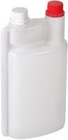 AMPRI-Dosierflasche, 1000 ml mit 60 ml Kammer, VE = 10 Flaschen