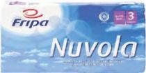 AMPRI-Toilettenpapier, Novula, 3-lagig, 250 Blatt á Rolle, 10 x 12 cm, VE = 6 Beutel á 8 x 250 Blatt, hochweiß