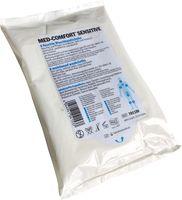 AMPRI-Hygiene, Waschhandschuhe, MED COMFORT, Molton, feuchte Premium, 15 x 23 cm, VE: 30 x 8 Stück
