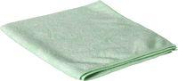 AMPRI-Clean Comfort-Mikrofasertuch, ca. 300g/m², 40 x 40 cm, Pkg á 25 Stück, VE= 10 Beutel á 25 Stück, grün