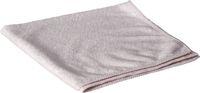 AMPRI-Clean Comfort-Mikrofasertuch, ca. 300g/m², 40 x 40 cm, Pkg á 25 Stück, VE= 10 Beutel á 25 Stück, rot