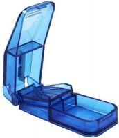 AMPRI-Hygiene, Tabletten-Teller, zum Teilen von Tabeltte, VE = 100 Stück/Karton, weiß