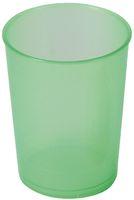 AMPRI-Hygiene, Einweg-Einmal-Schnabel-Becher, Unterteil, 250 ml, VE = 250 Stück, grün