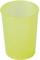 AMPRI-Hygiene, Einweg-Einmal-Schnabel-Becher, Unterteil, 250 ml, VE = 250 Stück, gelb