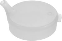 AMPRI-Hygiene, Einweg-Einmal-Schnabel-Becher, Oberteil, 8 x 8 mm, VE = 250 Stück, transparent