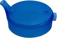 AMPRI-Hygiene, Einweg-Einmal-Schnabel-Becher, Oberteil, 8 x 8 mm, VE = 250 Stück, blau