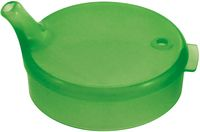 AMPRI-Hygiene, Einweg-Einmal-Schnabel-Becher, Oberteil, 8 x 8 mm, VE = 250 Stück, grün