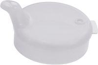 AMPRI-Hygiene, Einweg-Einmal-Schnabel-Becher, Oberteil, 12 x 10 mm, VE = 250 Stück, transparent