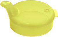 AMPRI-Hygiene, Einweg-Einmal-Schnabel-Becher, Oberteil, 12 x 10 mm, VE = 250 Stück, gelb