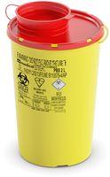 AMPRI-Hygiene, Kanülen-Entsorgungs-Box, Serie PBS, 2,0 Liter, VE = 75 Stück