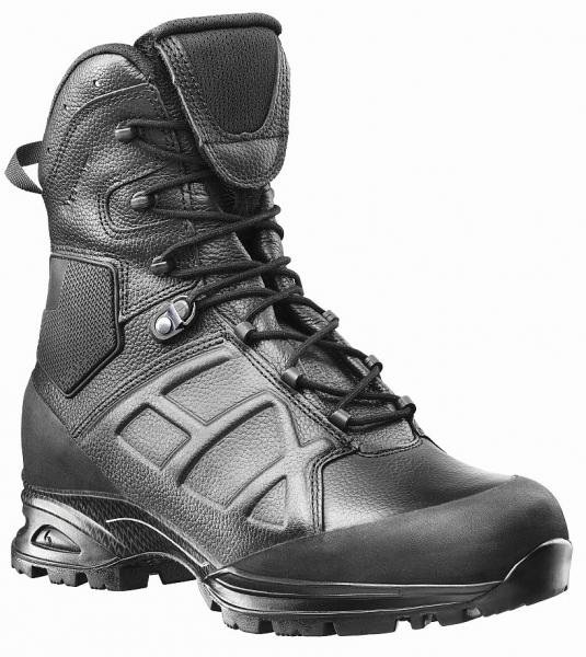 HAIX 203301-Stiefel, sportlich für harte Einsätze, RANGER GSG9 X, schwarz