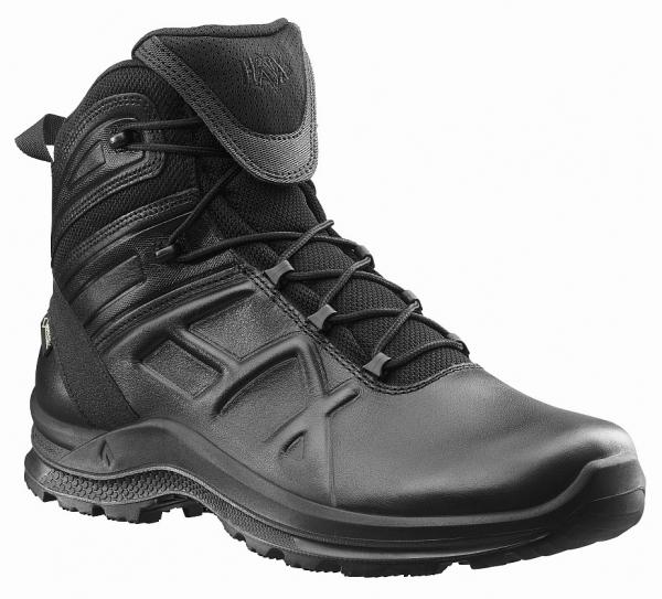 HAIX 340002-Hochschuhe, BLACK EAGLE, Tactical 2.0 GTX Mid Black, schwarz