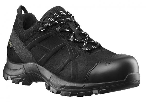 HAIX 610007-S3 Sicherheitshalbschuhe, BLACK EAGLE Safety 53, LOW BLACK, schwarz