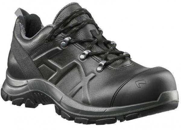 HAIX 610012-S3 Sicherheitshalbschuhe, BLACK EAGLE Safety 56LL, LOW BLACK, schwarz