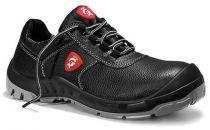 JORI-Sicherheits-Arbeits-Berufs-Schuhe, Halbschuhe, LENNY Compo S3, schwarz