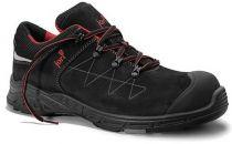 JORI-Sicherheits-Arbeits-Berufs-Schuhe, Halbschuhe, jo_MAX Low S3, schwarz