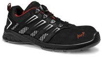 JORI-Sicherheits-Arbeits-Berufs-Schuhe, Halbschuhe, jo_TWIST BOA Low S1P, schwarz