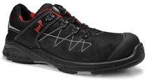 JORI-Sicherheits-Arbeits-Berufs-Schuhe, Halbschuhe, jo_MAX BOA Low S3, schwarz