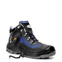 JORI-S3-Sicherheits-Arbeits-Berufs-Schuhe, Schnürstiefel, hoch, ALEX S3