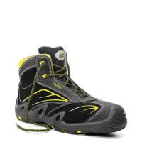 JORI-S3-Sicherheits-Arbeits-Berufs-Schuhe, Schnürstiefel, hoch, HARRISON Mid S3
