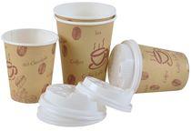 PL-Hygiene, Deckel Kaffeebecher Coffee to go, 300 ccm, Ktn. á 1000 Stk.