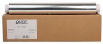 PL-Hygiene, Aluminiumfolie, Aluminium, 44 cm breit, Typ 150, 4 Rollen