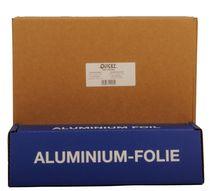 PL-Hygiene, Aluminiumfolie, Aluminium, 29 cm breit, Typ 150 in Cutterbox, 6 Rollen
